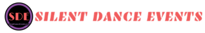 Silent Dance Events Logo
